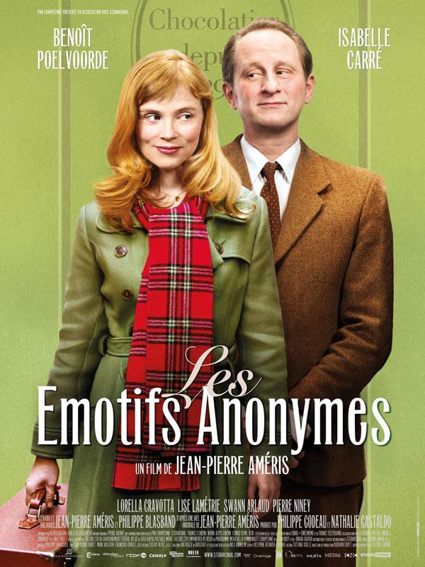 Les émotifs anonymes affiche