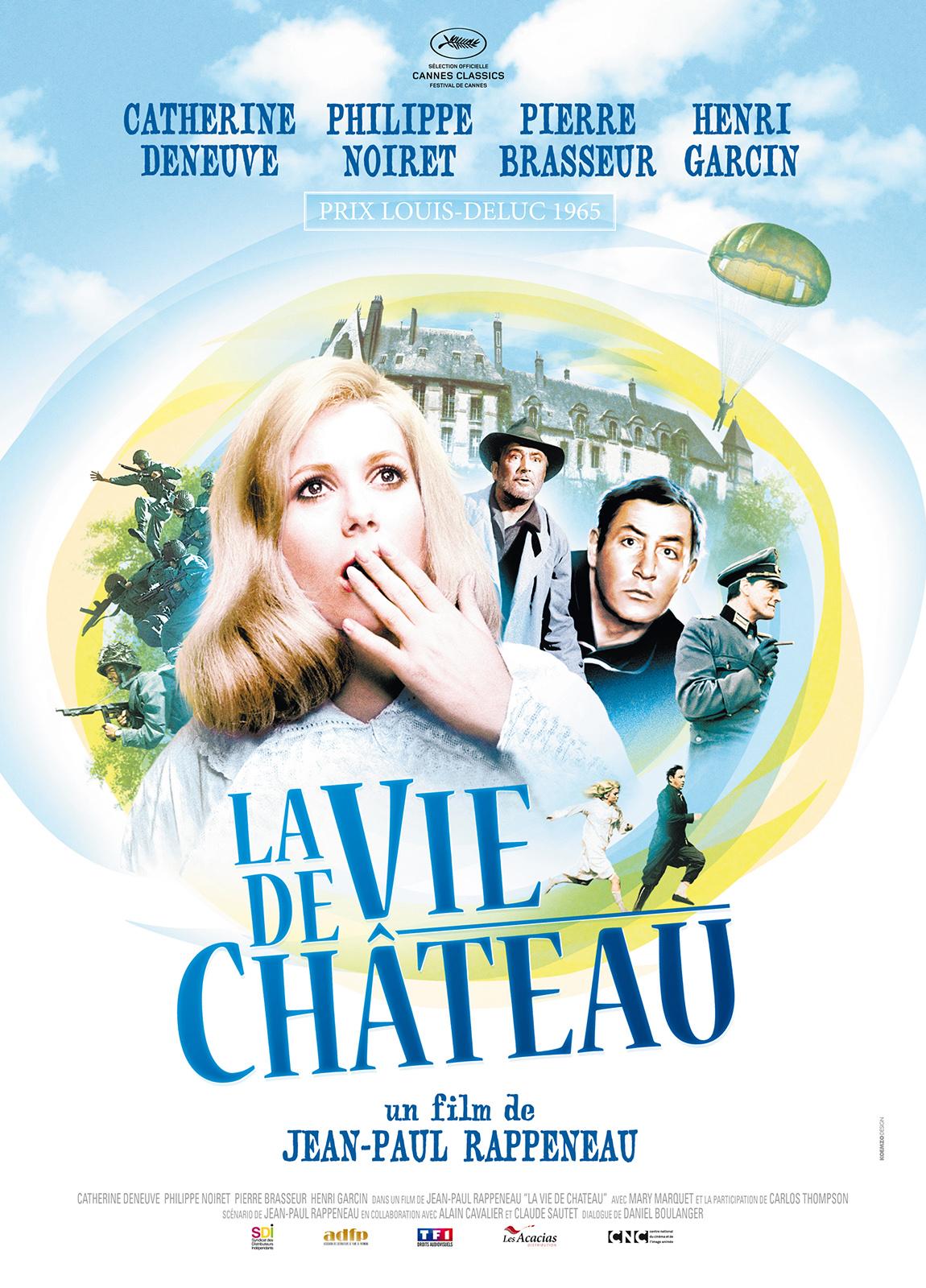 Regarder film La Vie de château