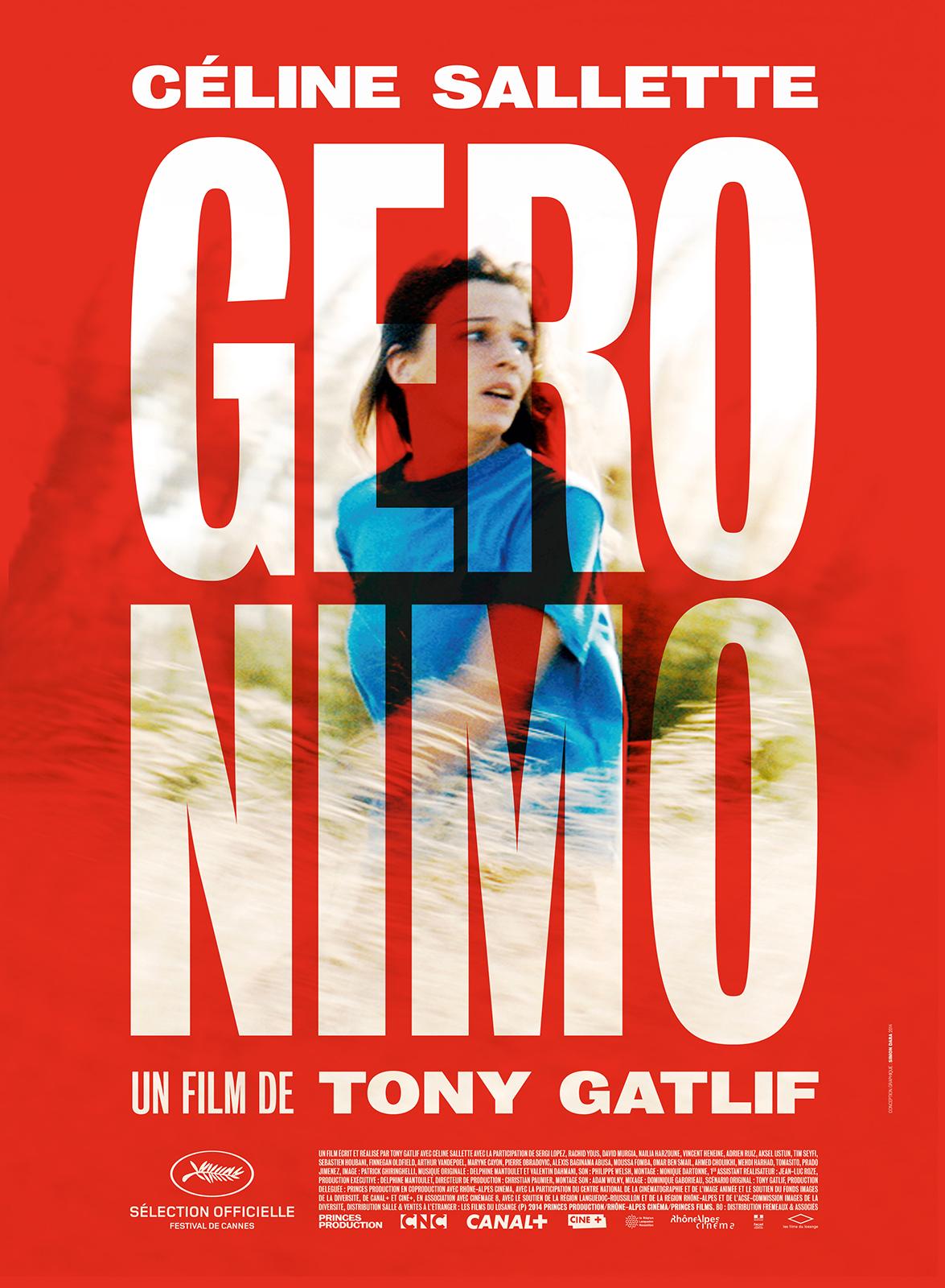 Geronimo : Affiche
