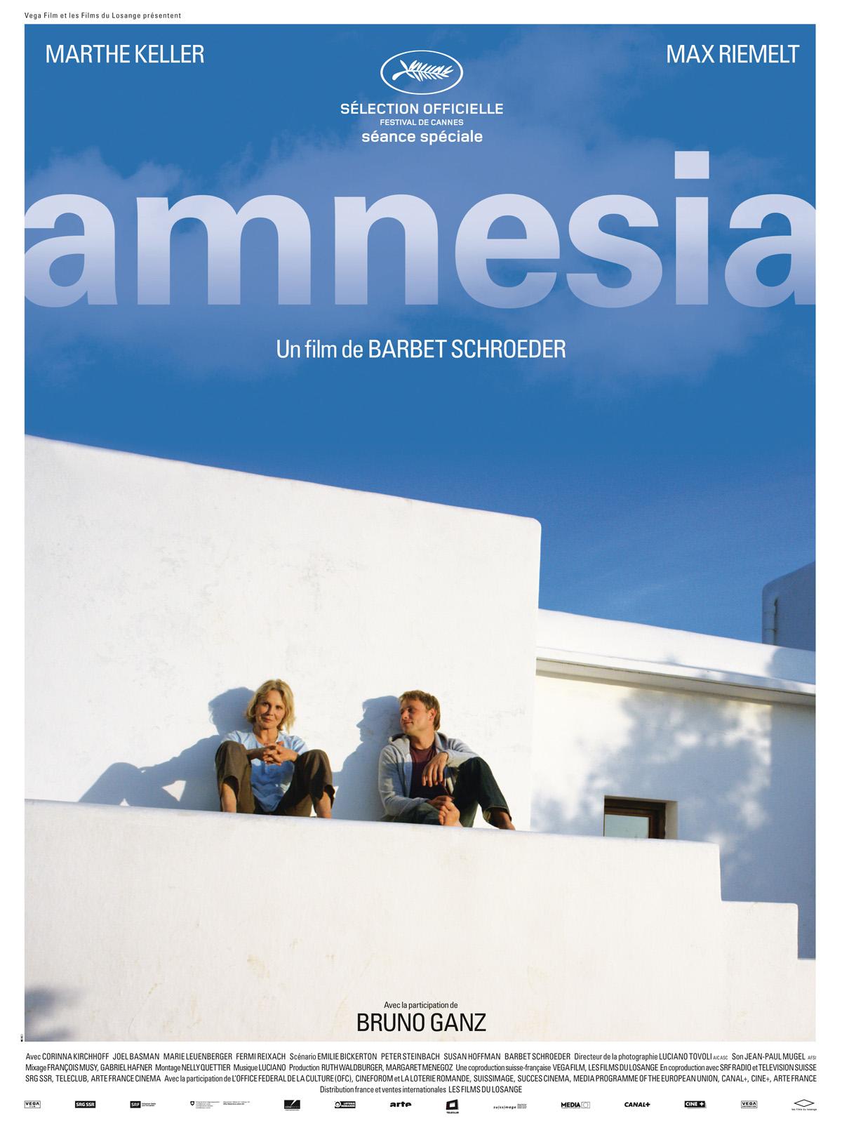 Regarder film Amnesia streaming