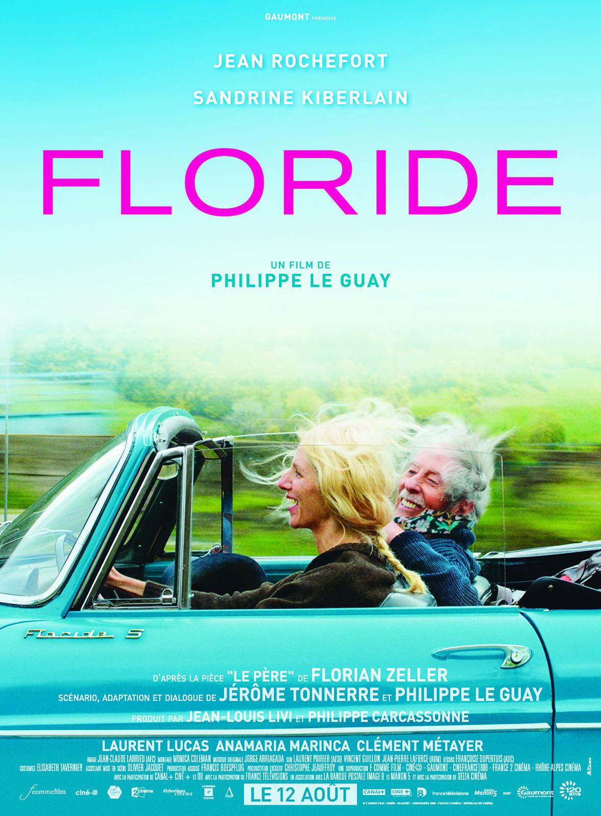 Floride affiche