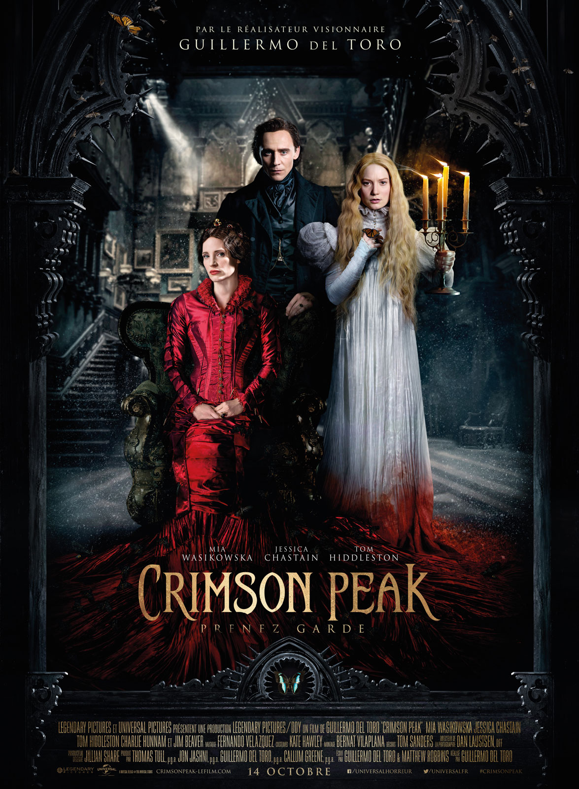 Regarder film Crimson Peak streaming