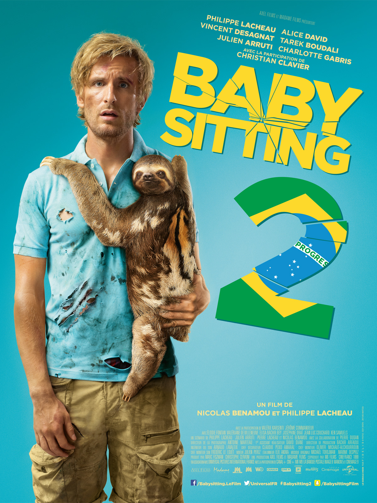 Babysitting 2 en streaming uptobox