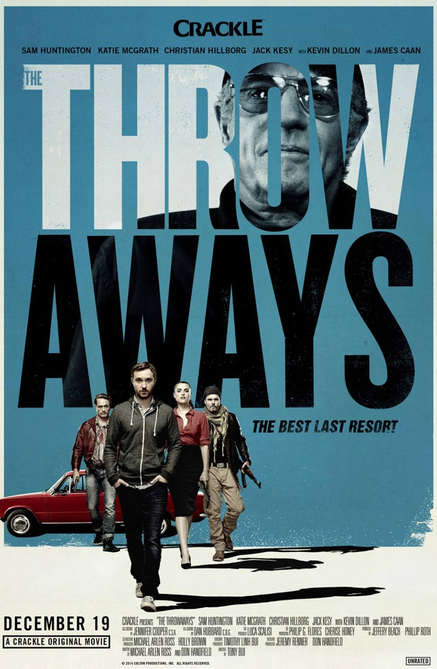 Regarder film The Throwaways
