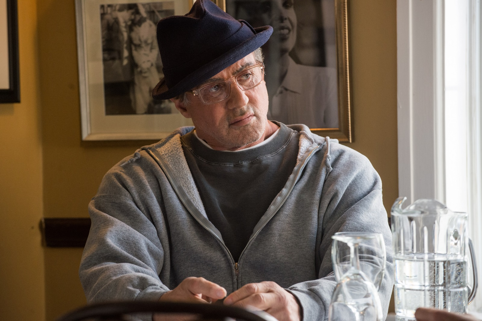 Creed- L'Héritage de Rocky Balboa : Photo Sylvester Stallone