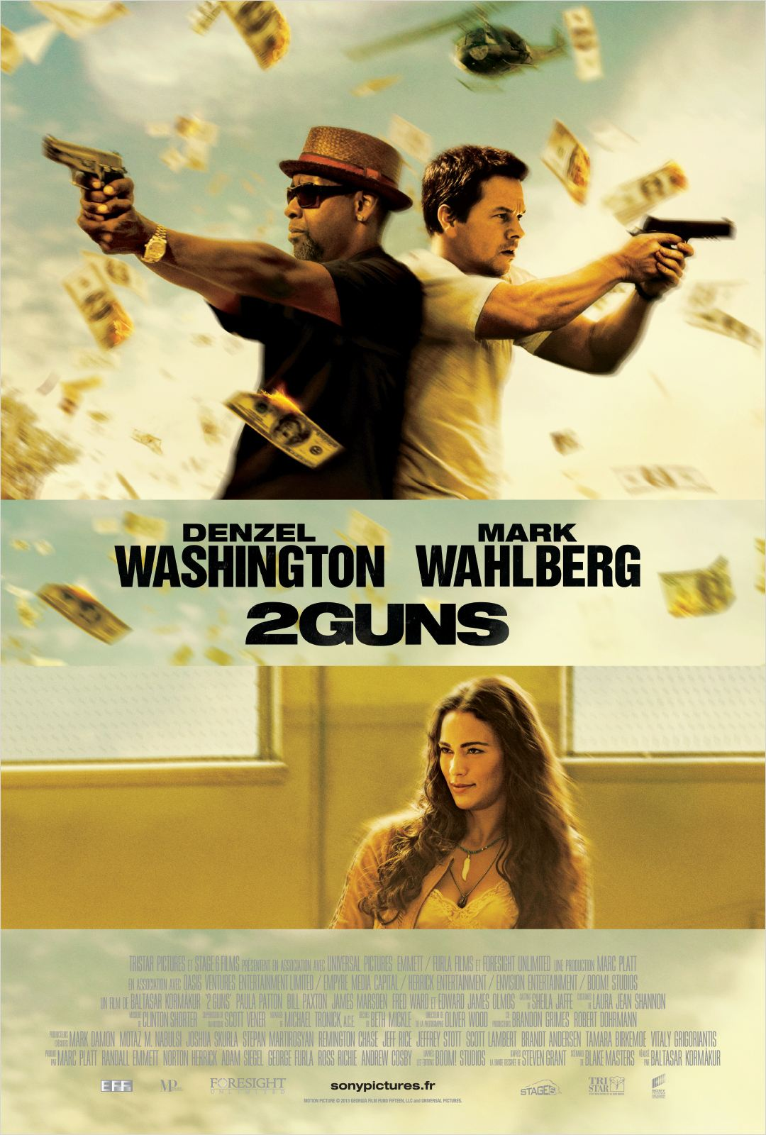 [Multi] 2 Guns 2013 FRENCH TS MD XviD