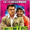 Le Cactus : affiche Clovis Cornillac, G&#233;rard Bitton, Michel Munz, Pascal Elb&#233;