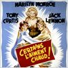 Certains l'aiment chaud : Affiche Billy Wilder, Jack Lemmon, Marilyn Monroe, Tony Curtis