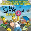 Les Simpson - le film : affiche David Silverman, Matt Groening
