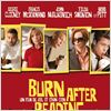 Burn After Reading : affiche Ethan Coen, Joel Coen