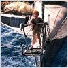 Waterworld : photo Kevin Reynolds, Tina Majorino