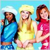 Clueless : photo Elisa Donovan, Rachel Blanchard, Stacey Dash