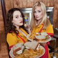 Photo : 2 Broke Girls