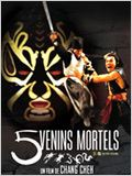 5 venins mortels