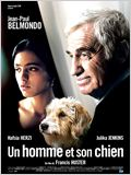 Un homme et son chien