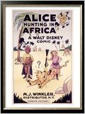 Alice Hunting in Africa