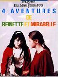 4 aventures de Reinette et Mirabelle