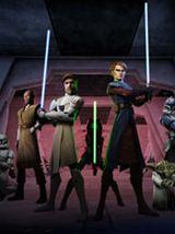 affiche Star Wars : The Clone Wars (2008)