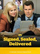 affiche Signed, Sealed, Delivered