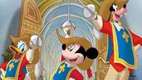 Mickey donald dingo les trois mousquetaires v film - Mickey les 3 mousquetaires ...
