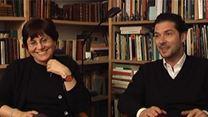 Melvil Poupaud, Valeria Sarmiento Interview : Les Lignes de Wellington