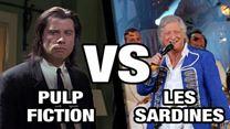 Pulp Fiction VS Les Sardines (Patrick Sébastien) - WTM