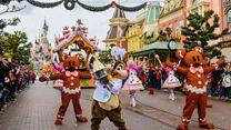 A Disneyland Paris, c'est (déjà) Noël !