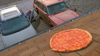 Breaking Bad - La pizza sur le toit