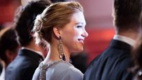 """Cannes 2015 - Léa Seydoux et l'équipe de """"The Lobster"""" sur les marches"""