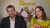 """Le """"fantasme de comédie"""" de Marion Cotillard"""