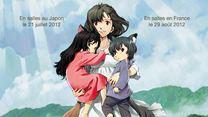 Les Enfants Loups, Ame & Yuki Bande-annonce VF