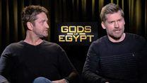 """Gods of Egypt : """"C'est assez proche d'une pièce de théâtre..."""""""