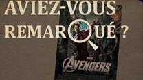 Aviez-vous remarqué ? Avengers