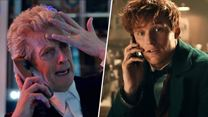 Eddie Redmayne s'incruste chez Doctor Who pour BBC Children in Need