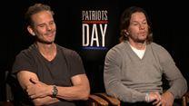 """Mark Wahlberg et Peter Berg : """"C'était un tournage éprouvant émotionnellement"""""""