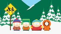 Give Me Five - South Park