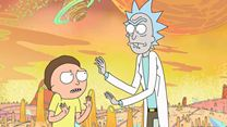 Give Me Five - Rick et Morty