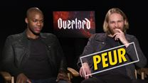 Overlord : l'interview Peur / Pas peur