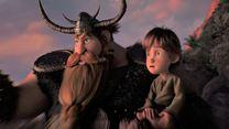 """Dragons 3 : Le monde caché EXTRAIT VF """"La légende du monde caché"""""""