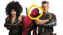 Faux Raccord N°254 - Les gaffes et erreurs de Deadpool 2