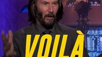 John Wick 3 par Keanu Reeves