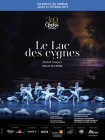 Le Lac des cygnes (Opéra de Paris-FRA Cinéma)