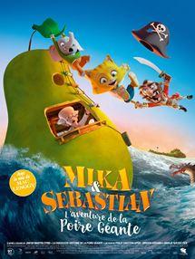 Mika & Sebastian : l'aventure de la Poire Géante Bande-annonce VF