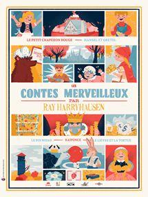Les Contes merveilleux par Ray Harryhausen Bande-annonce VF