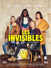 Les Invisibles Bande-annonce VF