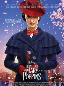 Teaser Mary Poppins returns VO