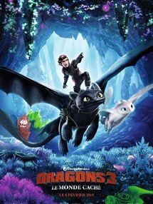 Dragons 3 : Le monde caché Bande-annonce VF