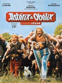 Astérix et Obélix contre César streaming