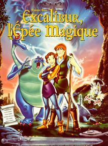 Excalibur, l'épée magique streaming