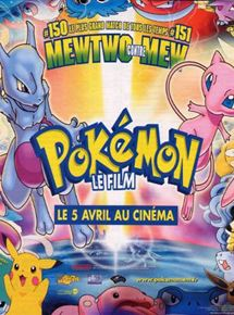 Mewtwo contre-attaque streaming